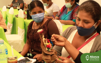 Women territorial leaders celebrated regional exchange of forest entrepreneurship