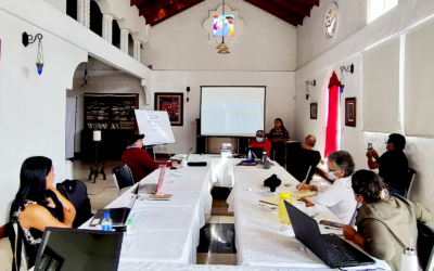 Shared experiences build the next steps in the implementation of the Mesoamerican School of Leadership