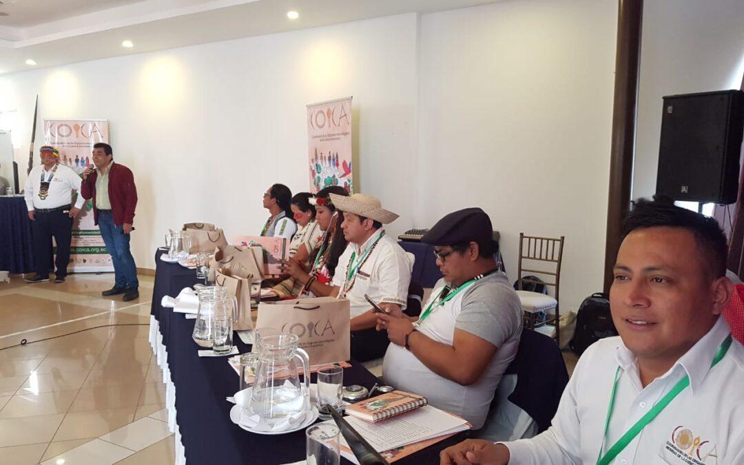 Pueblos indígenas y forestales de Mesoamérica declaran apoyo a la Amazonía brasileña