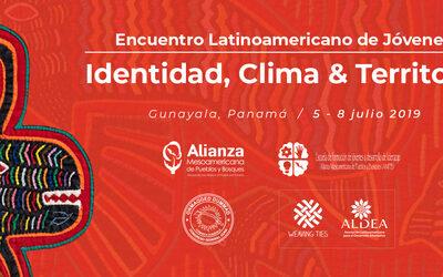 Jóvenes de Latinoamérica unirán sus voces por la identidad, el clima y el territorio