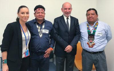 Alianza Global de Comunidades Territoriales arranca incidencia para Conferencia de Acción Climática