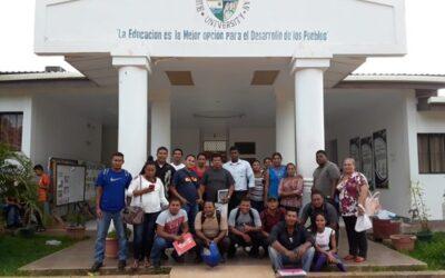 Diplomado propone nuevos Liderazgos y Desarrollo Indígena en la Costa Caribe nicaragüense.