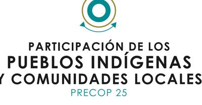 Maloca: Pueblos indígenas y comunidades locales presentes en la PreCOP25
