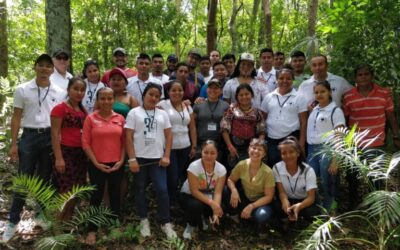 Jóvenes latinoamericanos intercambian sobre gobernanza territorial comunitaria