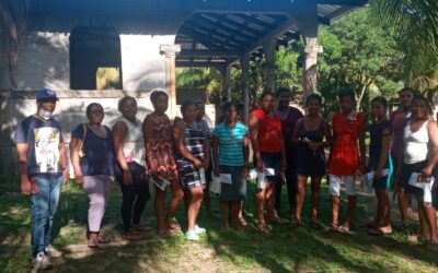 FOMUJER incentiva la independencia económica a mujeres miskitas de Nicaragua