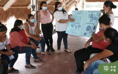 Lideresas de la Alianza Global de Comunidades Territoriales intercambian conocimiento y experiencia en un encuentro en Colombia