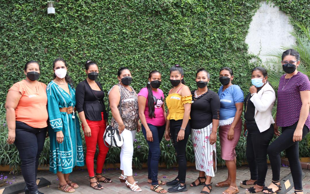 Gobierno de Mujeres Mayangna diseña su planificación estratégica